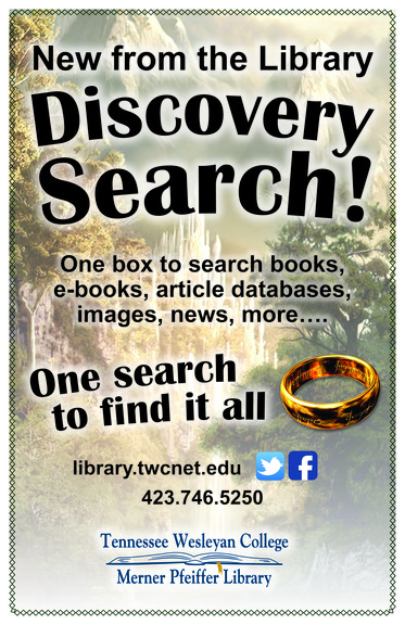 DiscoverySearch Poster
