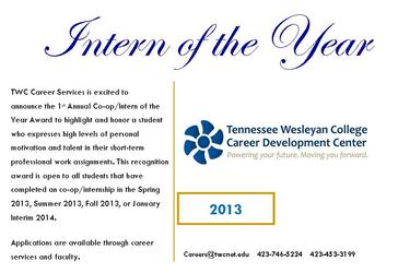 Intern of the year (2) 2