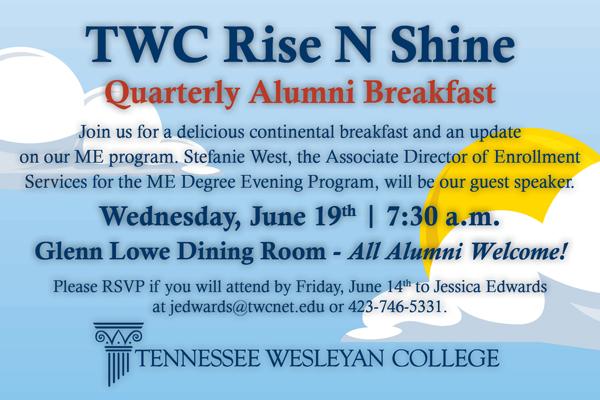 TWC.RiseNShinePostcard.6x4.2013